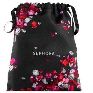 Jewel Print Holiday Bag